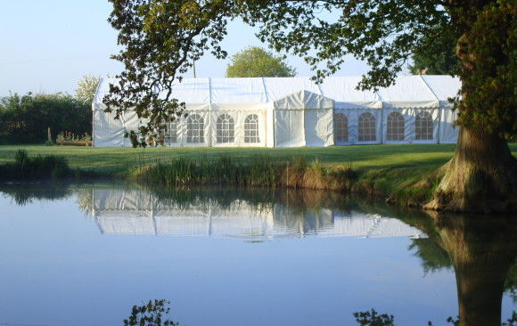 Wedding Marquee Hire - Woodchuch, Kent