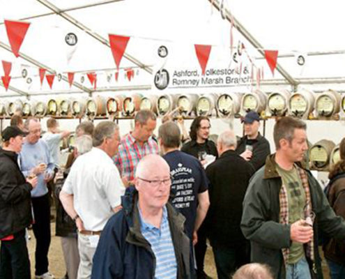 Beer Festival Marquee